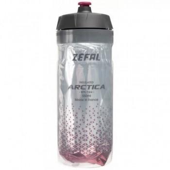GARRAFA TERMICA ZEFAL ARCTICA FREE BPA 550ML ROSA - ISP