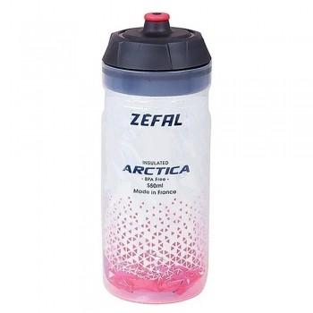 GARRAFA TERMICA ZEFAL ARCTICA FREE BPA 550ML VERMELHA - ISP