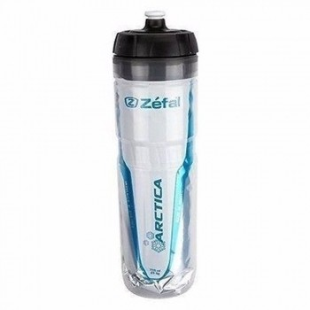 GARRAFA TERMICA ZEFAL ARCTICA FREE BPA 750ML TRANSPARENTE - ISP