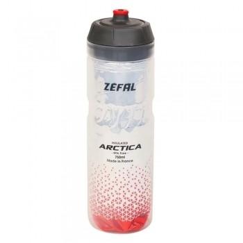 GARRAFA TERMICA ZEFAL ARCTICA FREE BPA 750ML VERMELHA - ISP