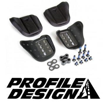 KIT DE APOIOS PARA CLIP PROFILE DESIGN F19 ACF19ALKT1