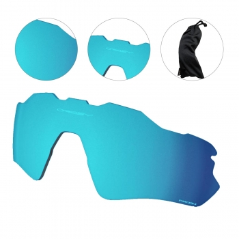 Lente Extra Para Oculos Oakley Radar EV Path Prizm Prizm Sapphire Polarizada Azul
