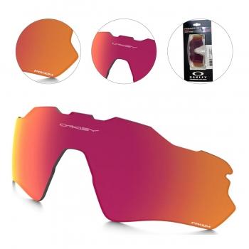Lente Extra Para Oculos Oakley Radar EV Path Prizm Road Espelhada Vermelha