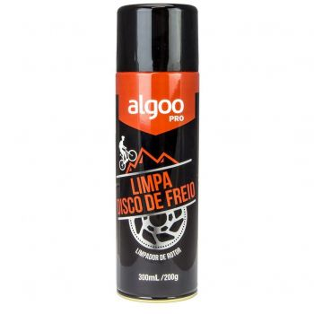 LIMPA DISCO DE FREIO ALGOO SPRAY 300ML - LIMPADOR DE ROTOR - ISP