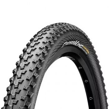PNEU 27.5X2.2 CONTINENTAL CROSS KING PERFORMANCE PRETO DOBRAVEL KEVLAR