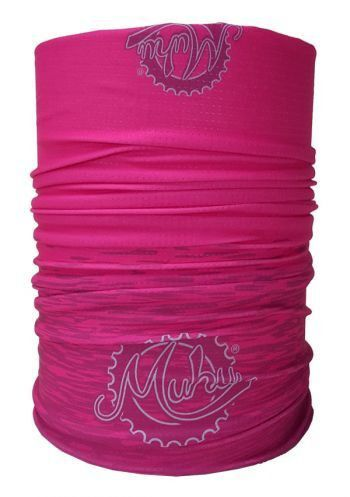 BANDANA MUHU SOLID COLOR PINK