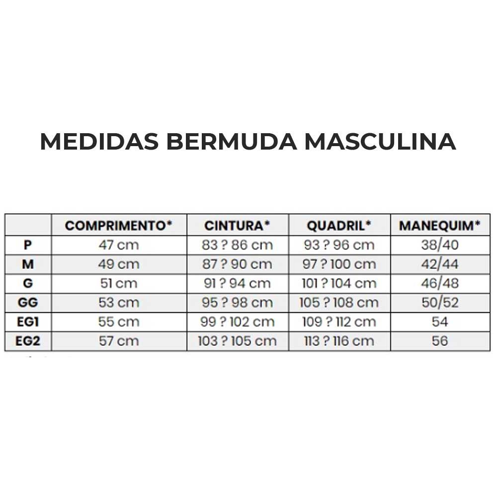 BERMUDA ELITE MASCULINA PRETA E CINZA COM FORRO 3D CICLISMO