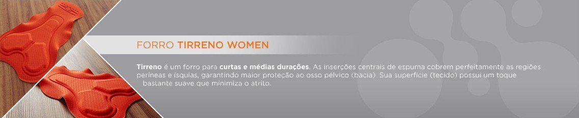 CALCA MYND FEMININA EVOLUTION CICLISMO CINZA - CLCI-FA6