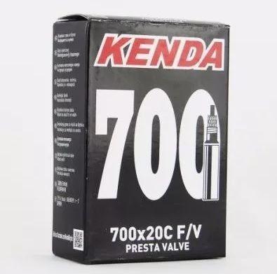 CAMARA 700X20C KENDA VALVULA PRESTA - ISP