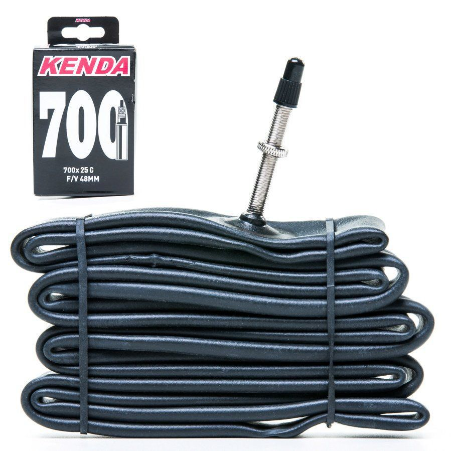 CAMARA 700X23/25C KENDA VALVULA PRESTA 48MM - ISP