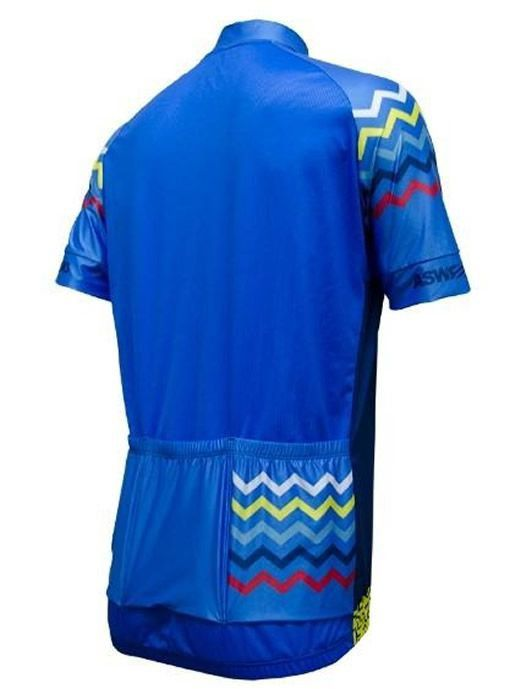 CAMISA ASW FUN PARTY AZUL