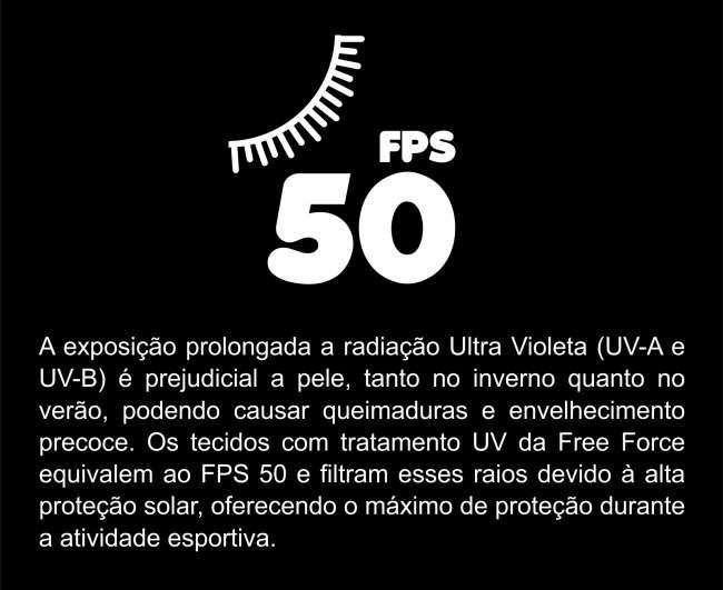 CAMISA FREEFORCE FEMININA GLEAN BRANCA E ROXA (MODELAGEM FIT)