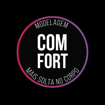 CAMISA FREEFORCE FEMININA SPORT ALOHA AZUL TURQUESA E PRETA