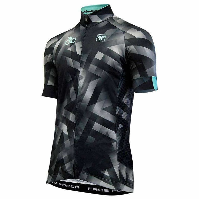 CAMISA FREEFORCE HARSH PRETA