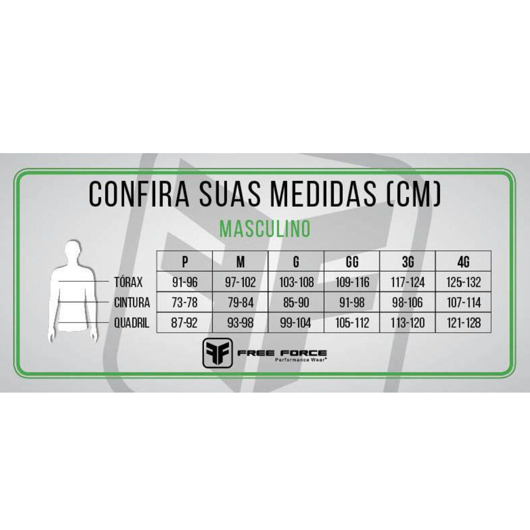 CAMISA FREEFORCE TRAINING BLEND MESCLA CINZA