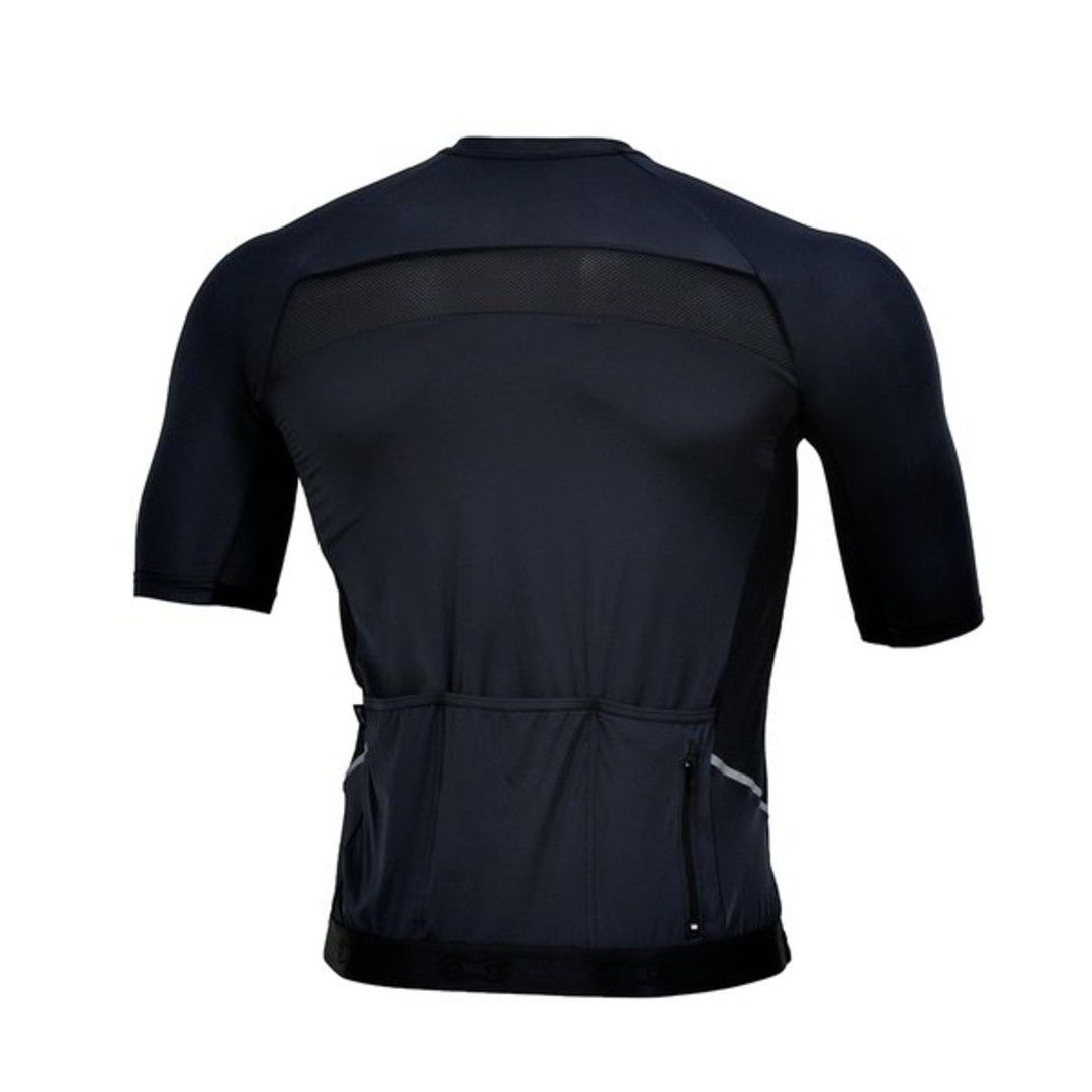 CAMISA MARCIO MAY ELLEGANCE ALL BLACK CICLISMO 19