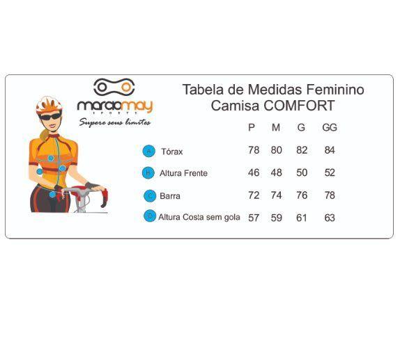CAMISA MARCIO MAY FEMININA COMFORT ETNICO PRETA