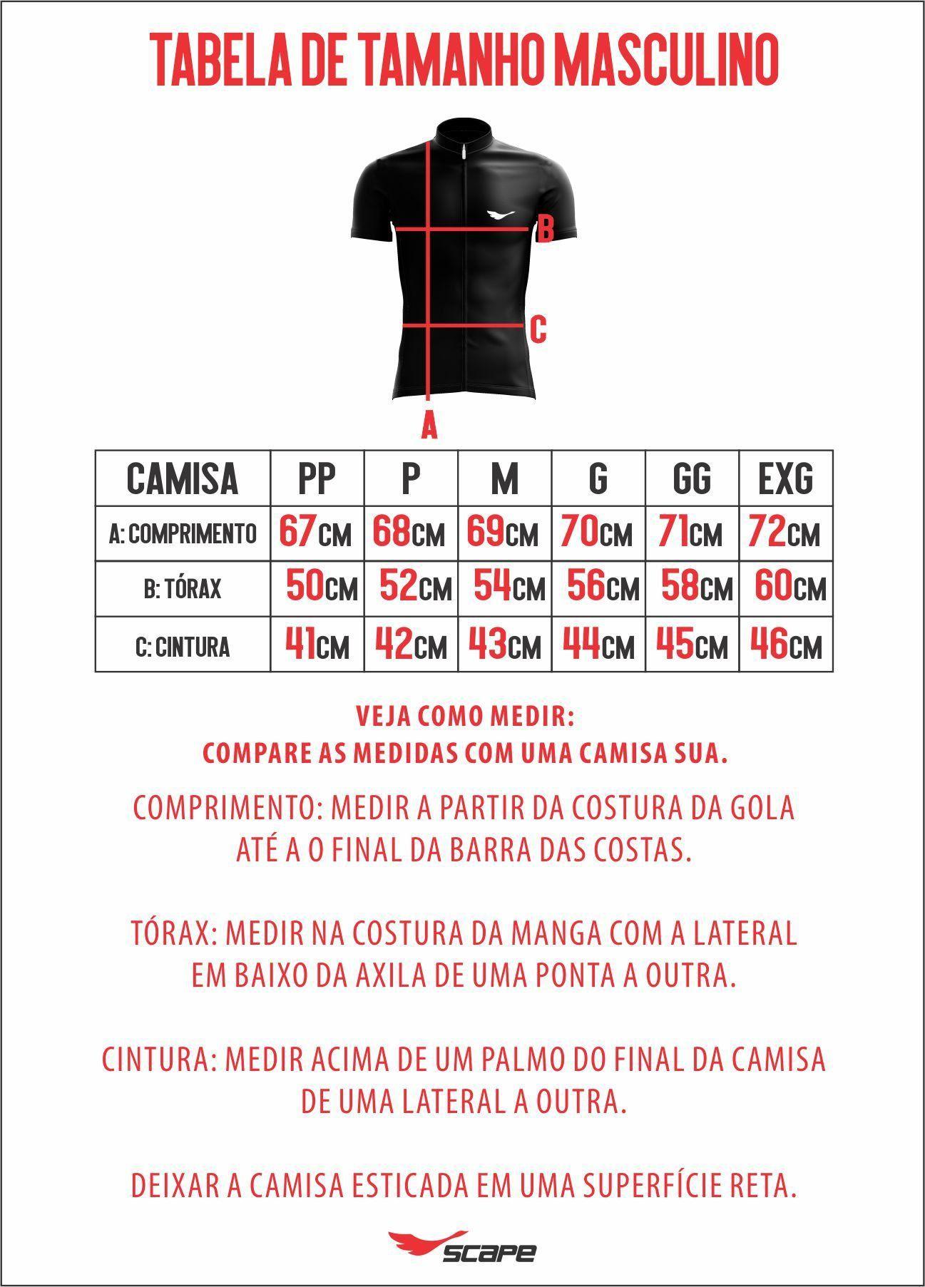 CAMISA SCAPE HOMEM ARANHA BLACK - CICLISMO