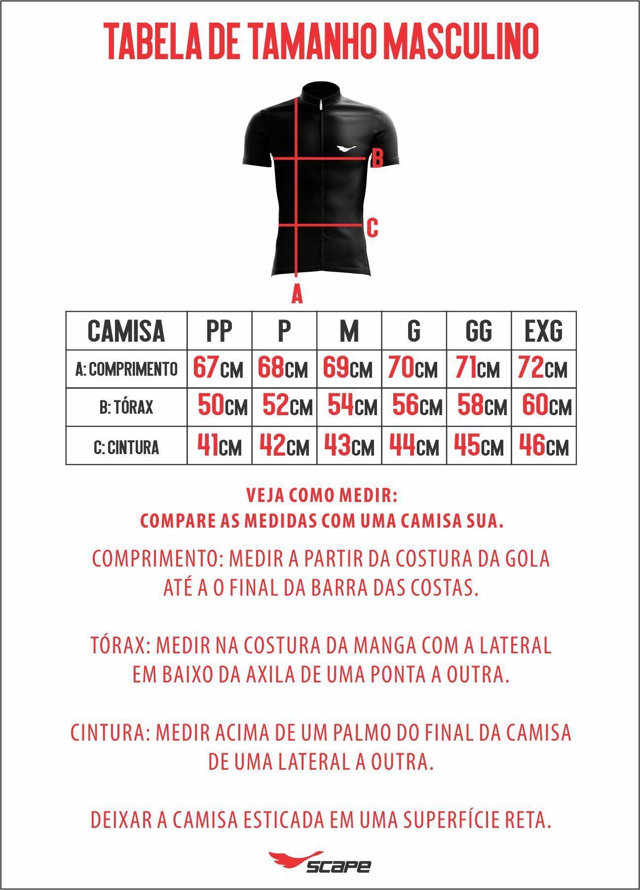 CAMISA SCAPE RED BULL CICLISMO TRADICIONAL AZUL