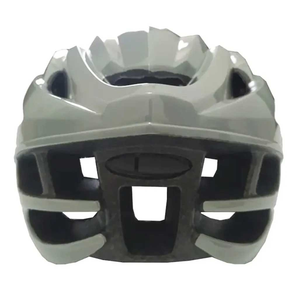 CAPACETE ABSOLUTE NERO NEW CINZA IN-MOLD COM LED - ISP