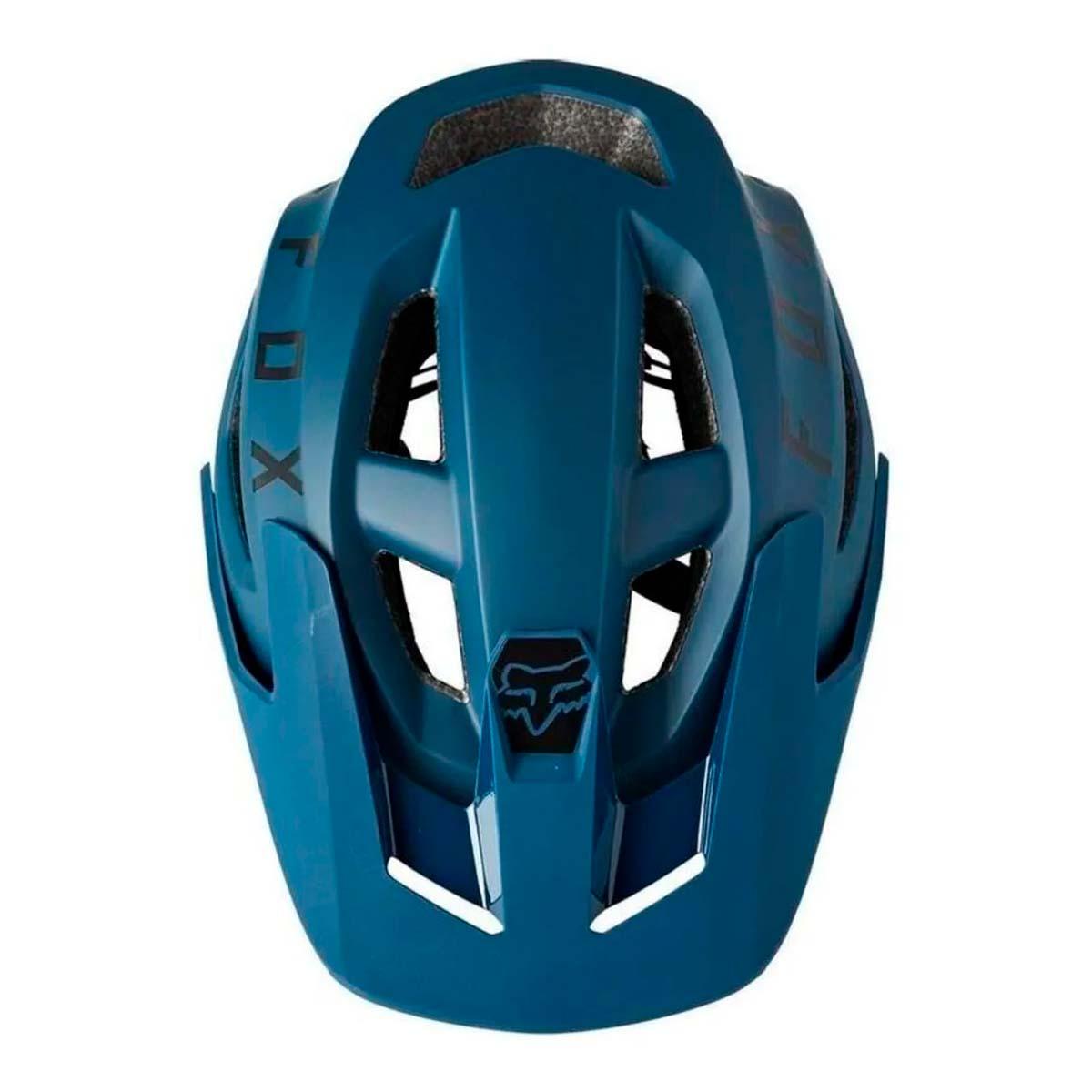 Capacete Fox Speedframe Azul Escuro Com Mips Ciclismo 21