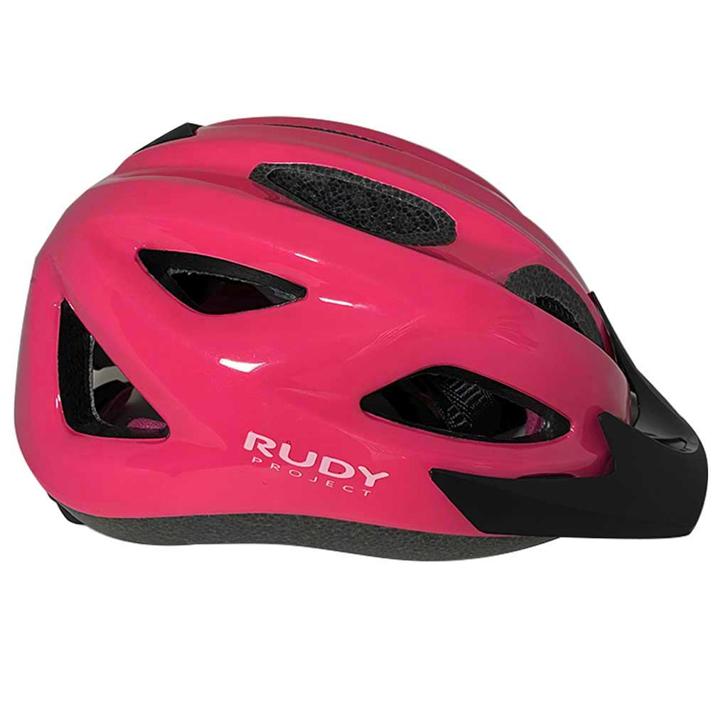CAPACETE RUDY PROJECT ROCKY ROSA PINK IN MOLD 21