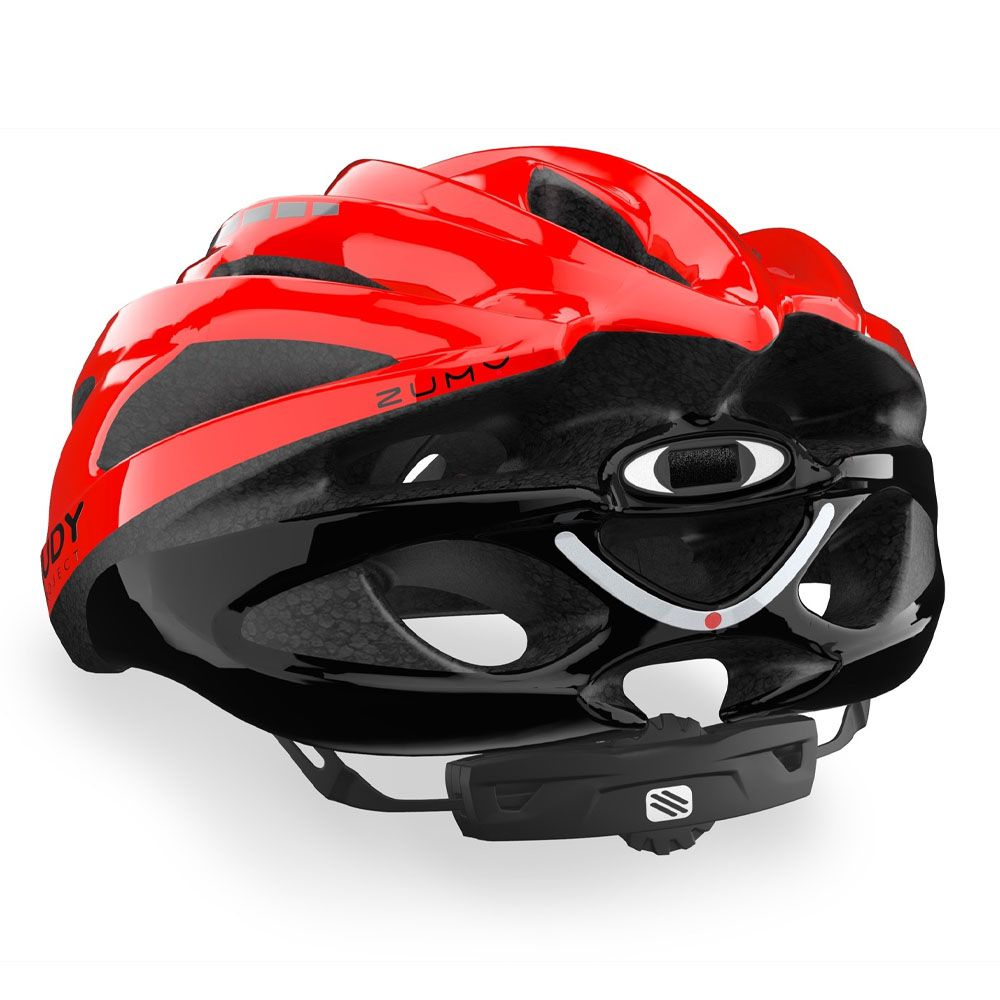 CAPACETE RUDY PROJECT ZUMY VERMELHO BRILHANTE