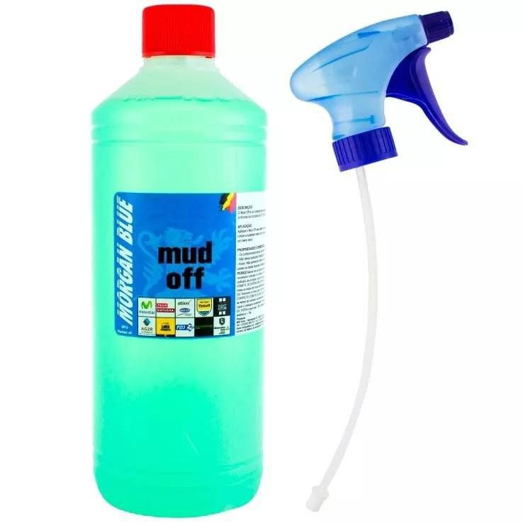 DESENGRAXANTE MORGAN BLUE MUD OFF 1L DETERGENTE