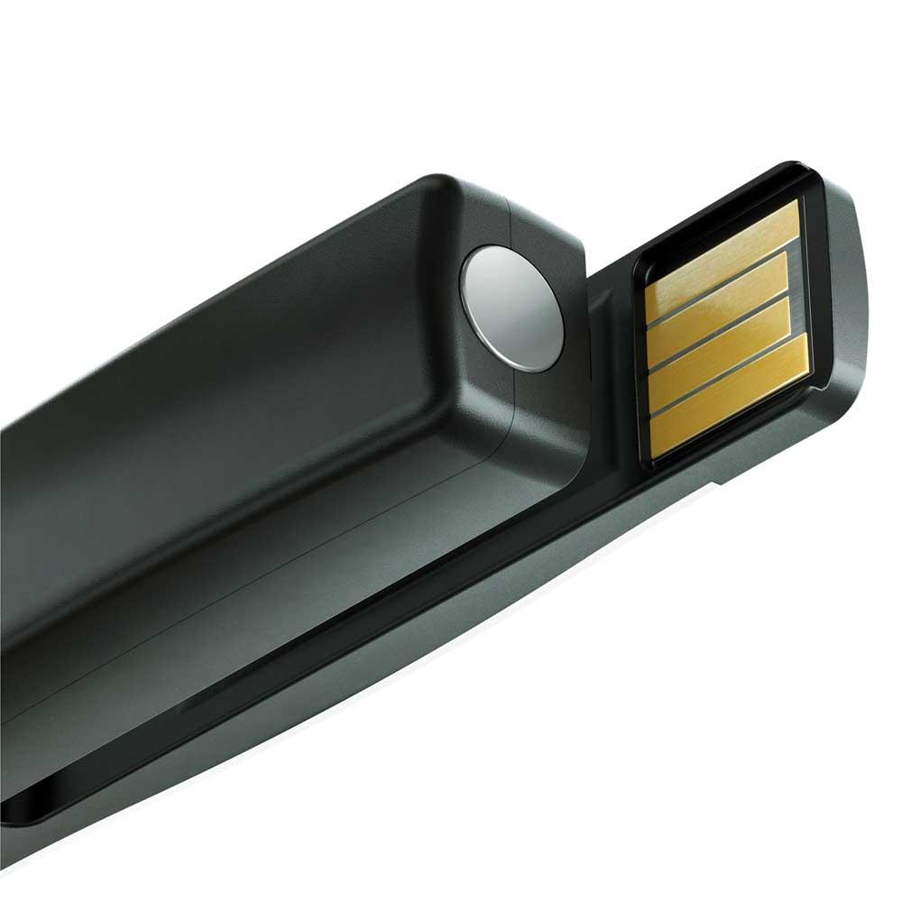 FAROL DIANTEIRO KNOG PLUS ATE 40H CARREGA VIA USB
