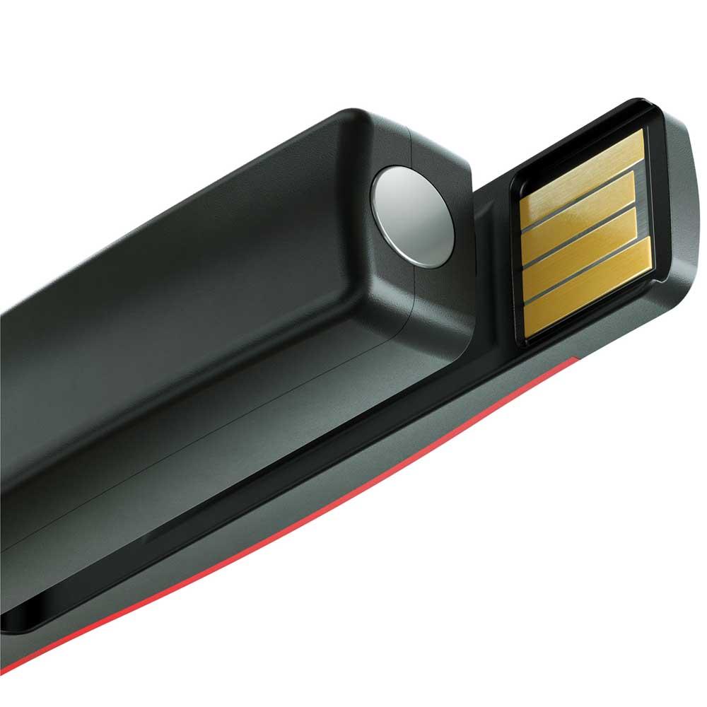 FAROL TRASEIRO KNOG PLUS ATE 40H CARREGA VIA USB