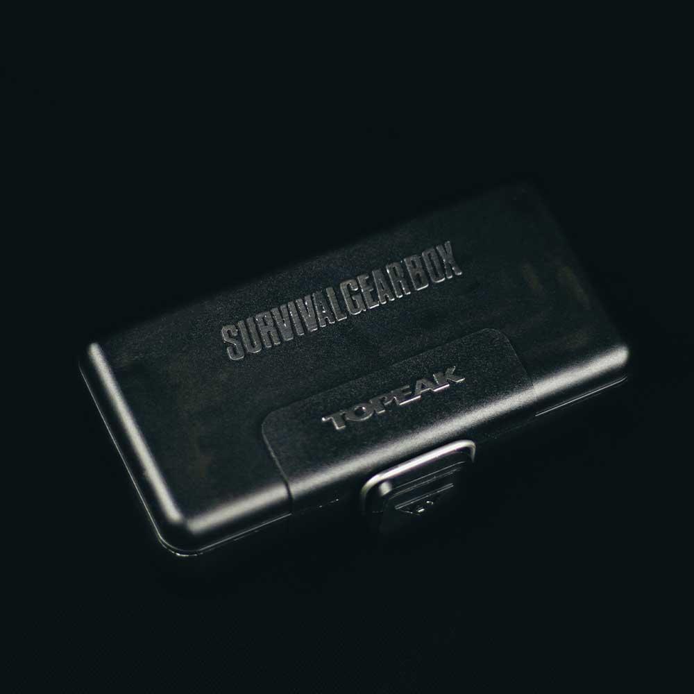 FERRAMENTA TOPEAK SURVIVAL GEAR BOX 30 FUNCOES
