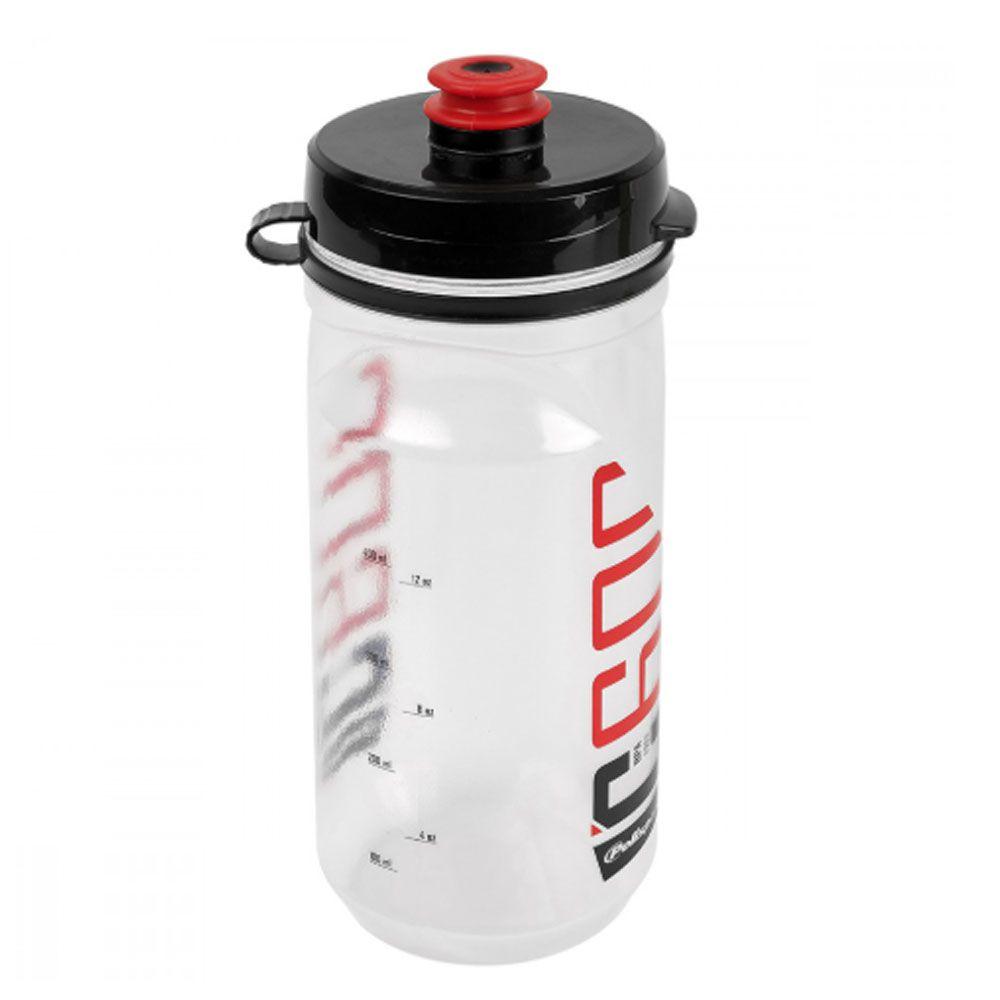 GARRAFA POLISPORT C600 FREE BPA TRANSPARENTE 600 ML