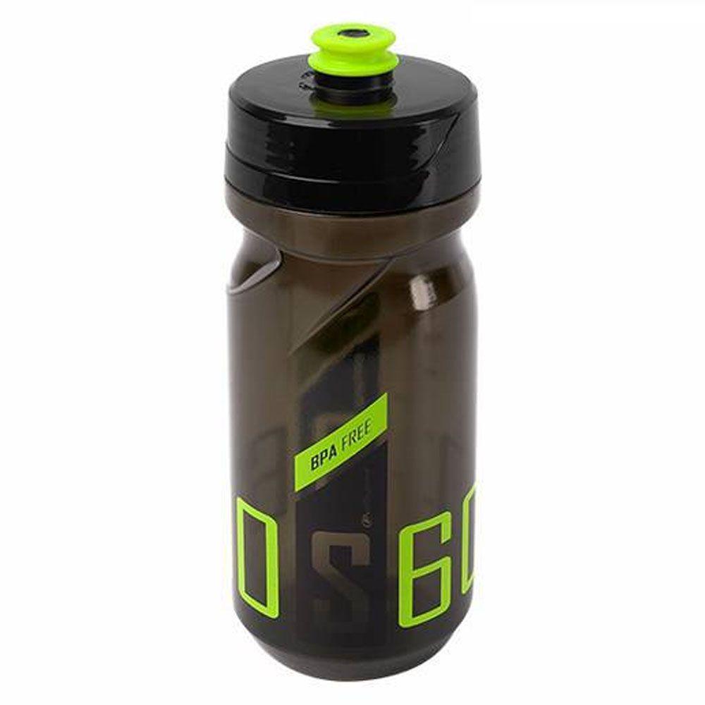 GARRAFA POLISPORT S600 BPA FREE PRETA E NEON 600ML