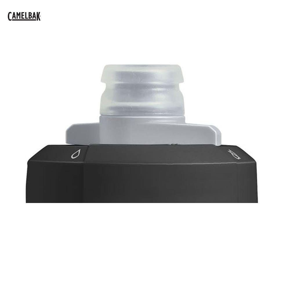 GARRAFA TERMICA CAMELBAK PODIUM CHILL PRETA 2019 710 ML