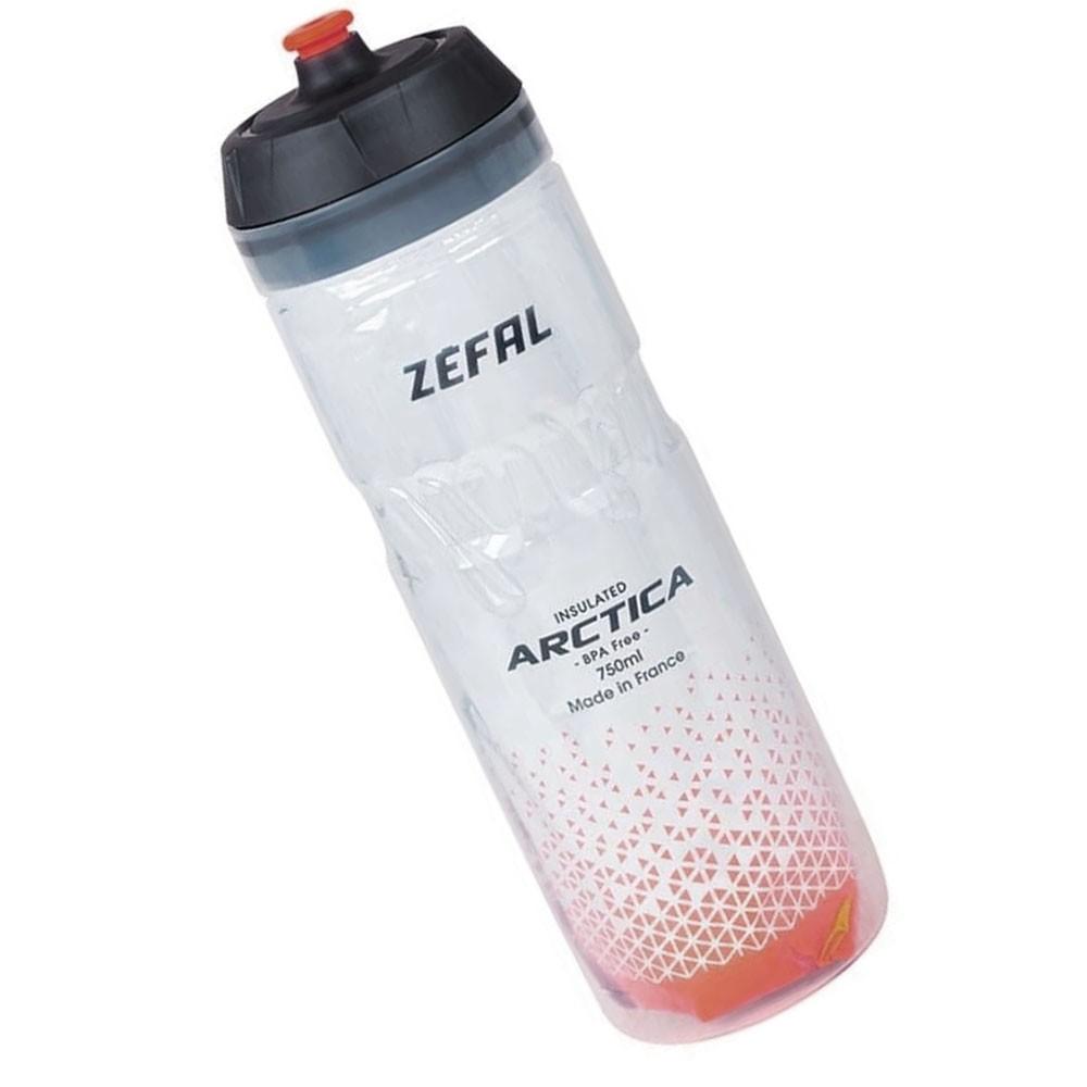 GARRAFA TERMICA ZEFAL ARCTICA FREE BPA 750ML LARANJA - ISP
