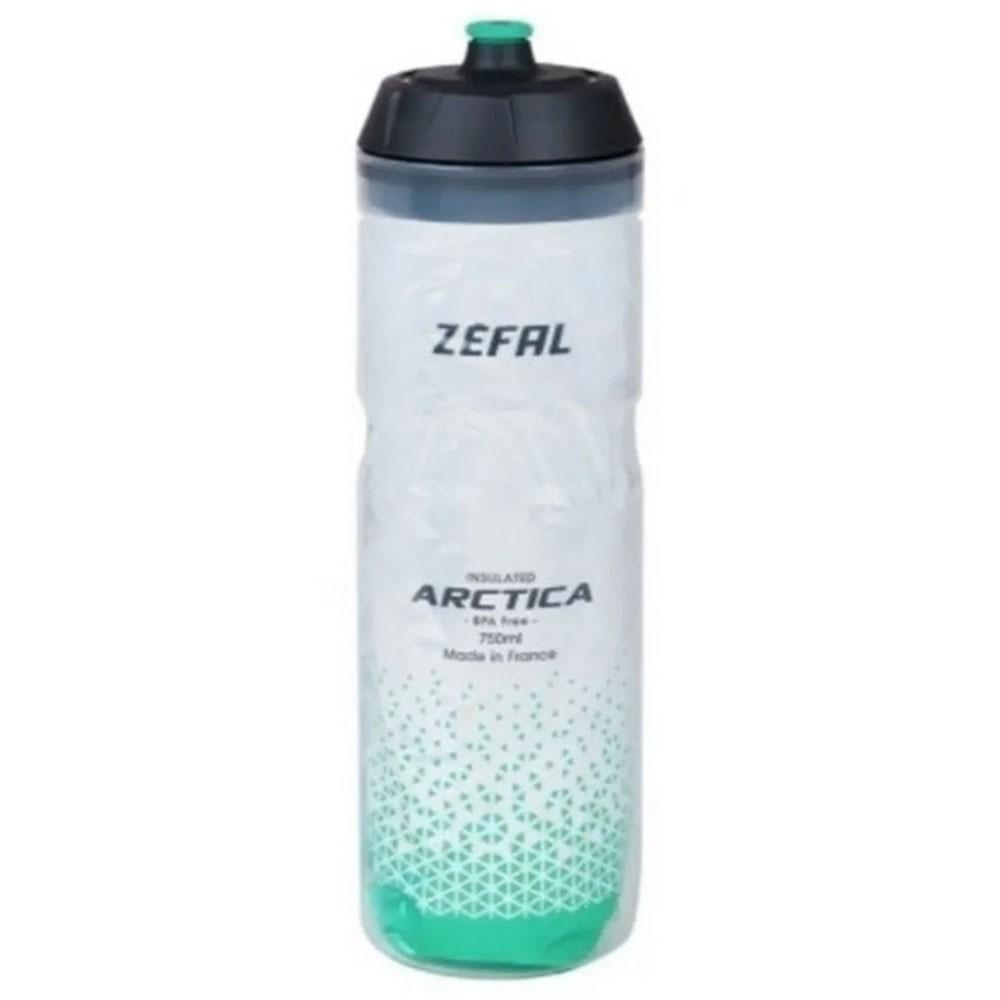 GARRAFA TERMICA ZEFAL ARCTICA FREE BPA 750ML VERDE - ISP