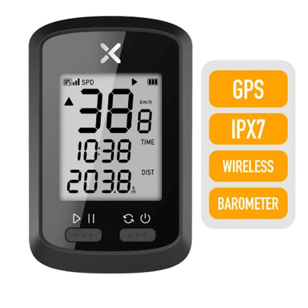 GPS XOSS G CONECTA COM STRAVA 15 FUNCOES