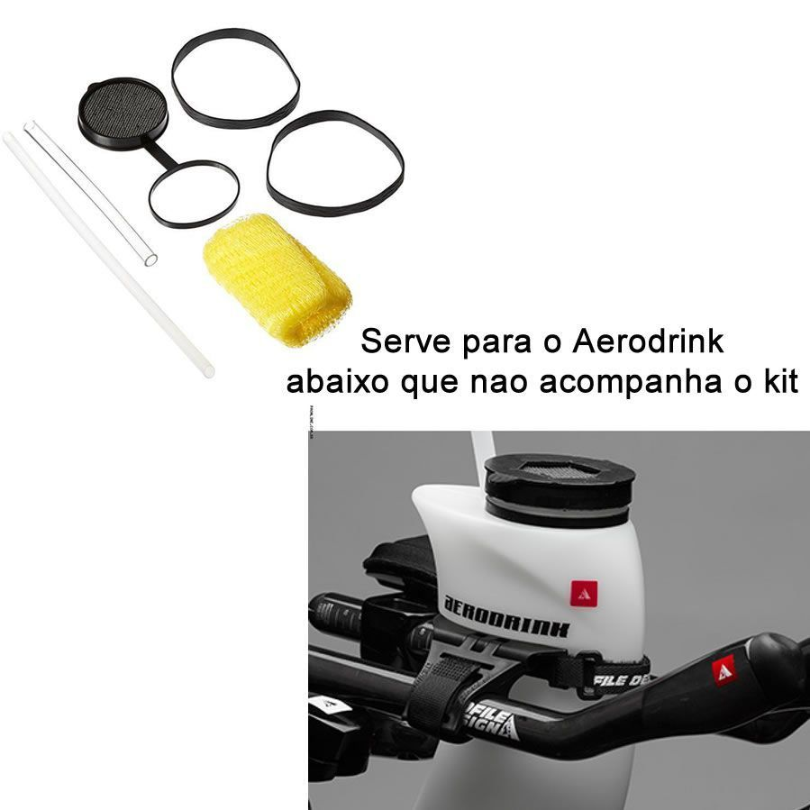 KIT DE REPOSICAO PARA AERODRINK SYSTEM PROFILE