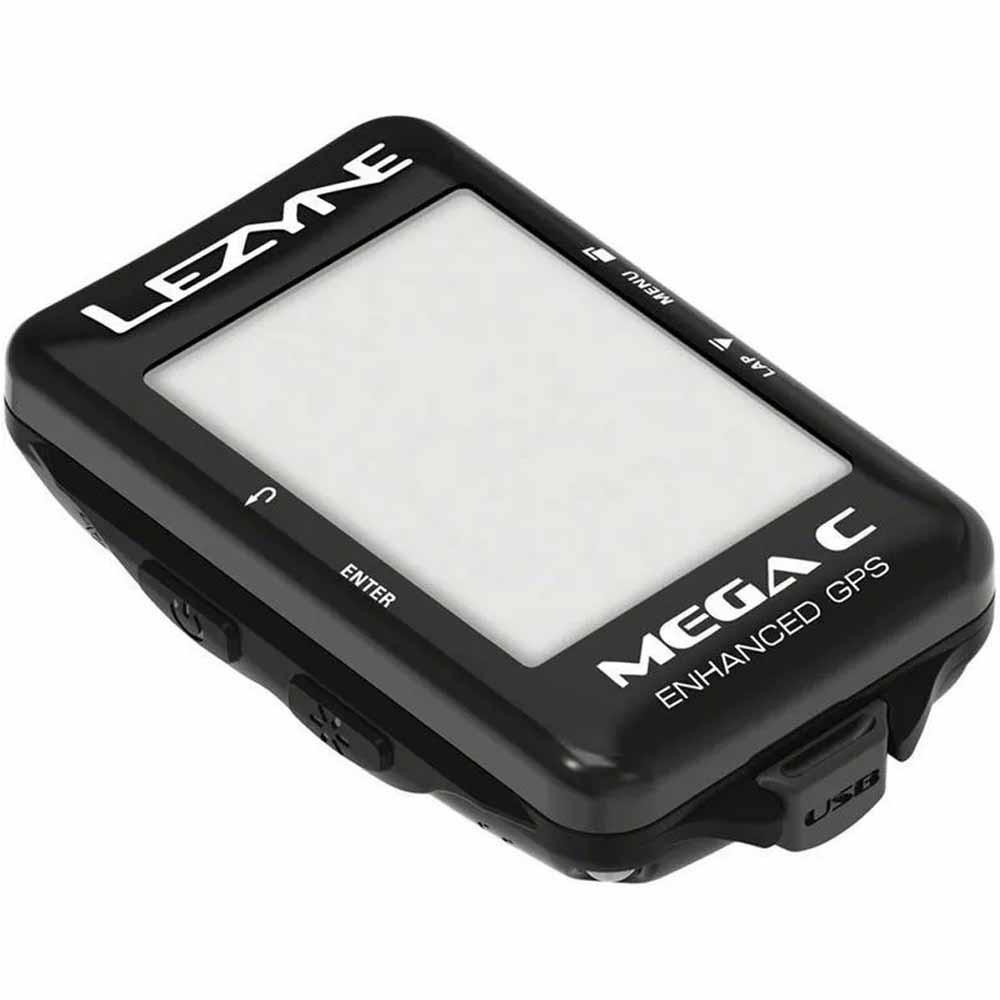 KIT GPS LEZYNE MEGA C LOADED KIT COM SENSORES E SUPORTE