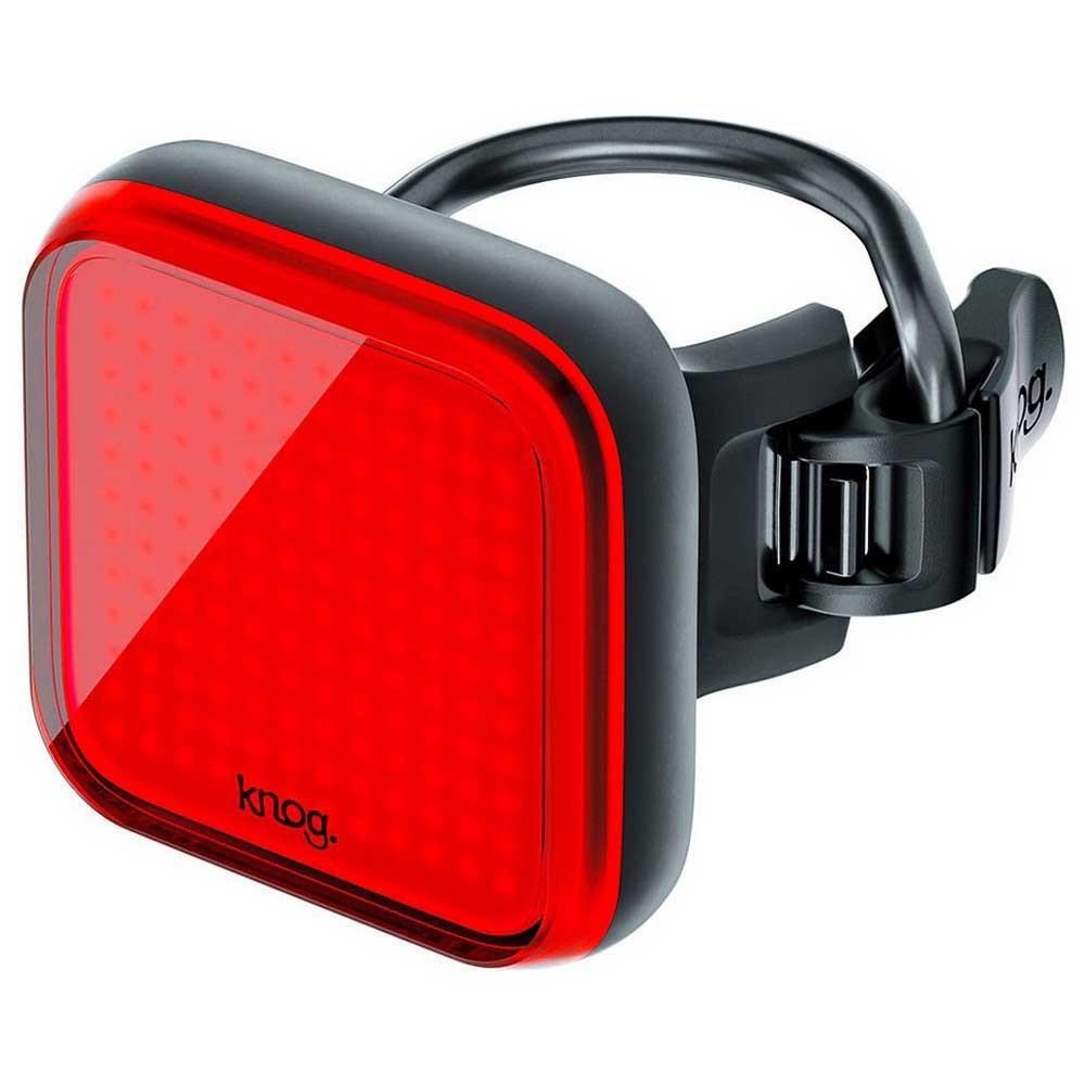LANTERNA TRASEIRA KNOG BLINDER X 100 LUMENS 60 HORAS CARREGA VIA USB