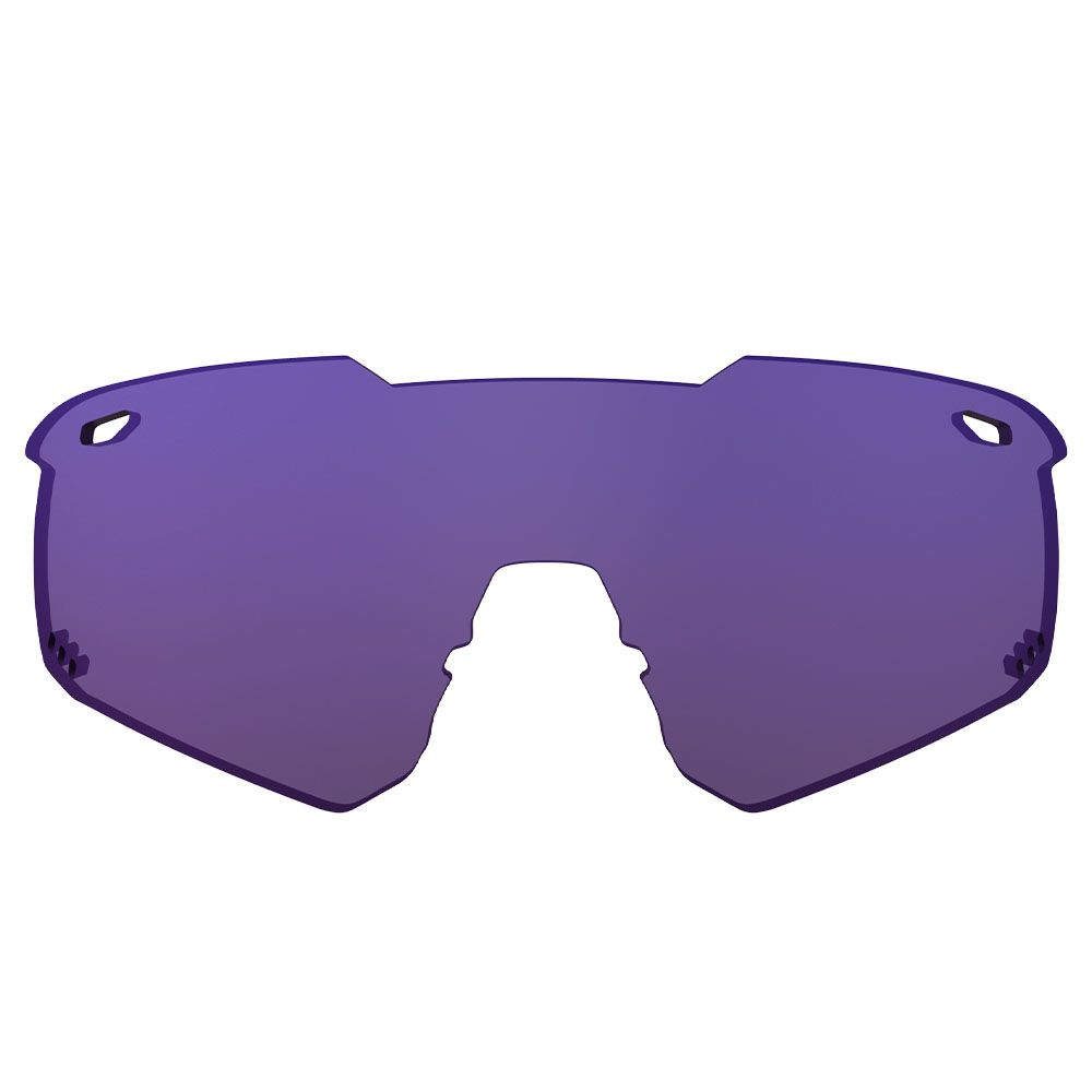 LENTE EXTRA PARA OCULOS HB SHIELD EVO ROAD PURPLE ESPELHADA