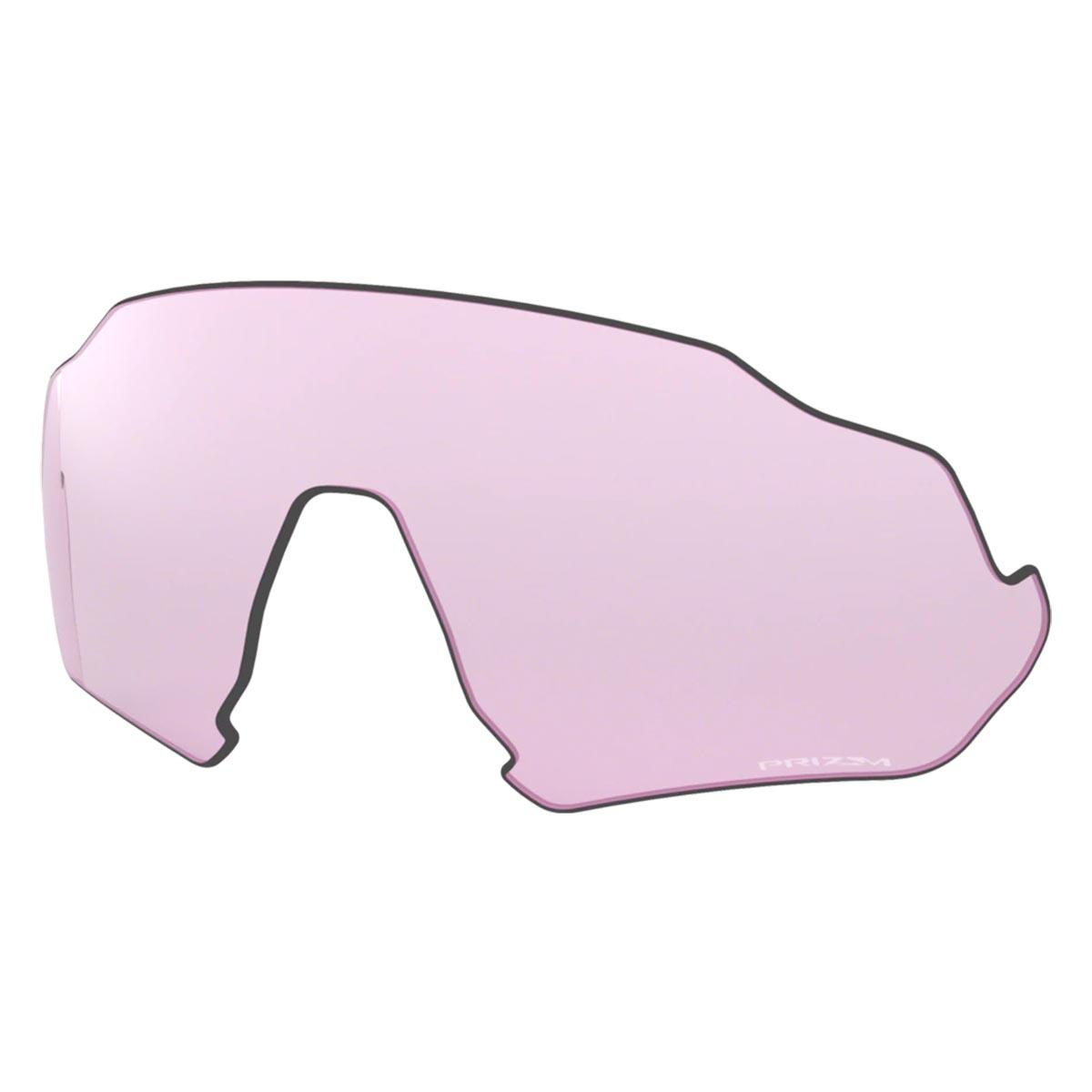 Lente Extra Para Oculos Oakley Flight Jacket Prizm Low Light Rose