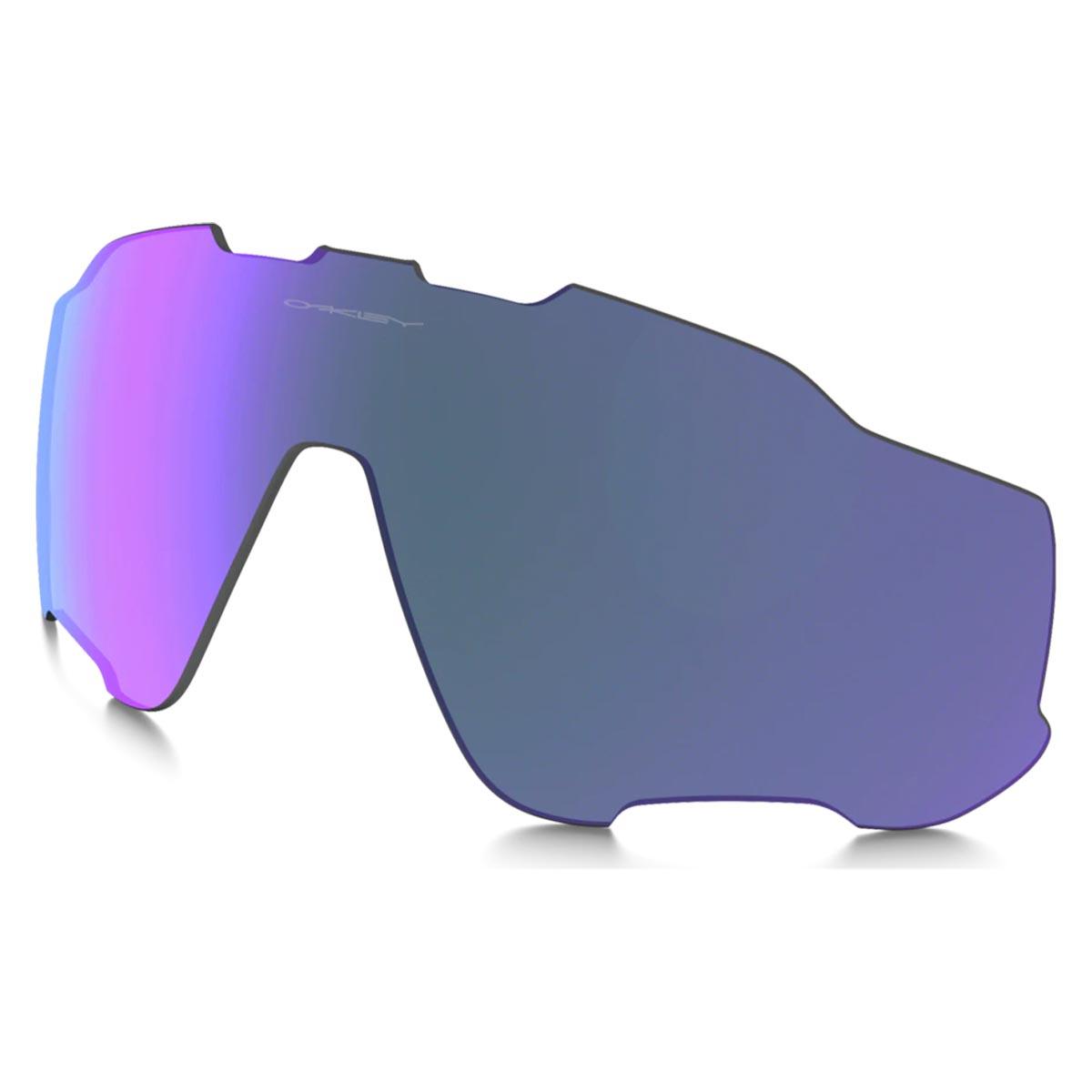 Lente Extra Para Oculos Oakley Jawbreaker Prizm Trail Espelhada Roxa