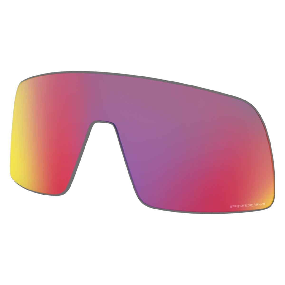 Lente Extra Para Oculos Oakley Sutro Prizm Road Espelhada Vermelha