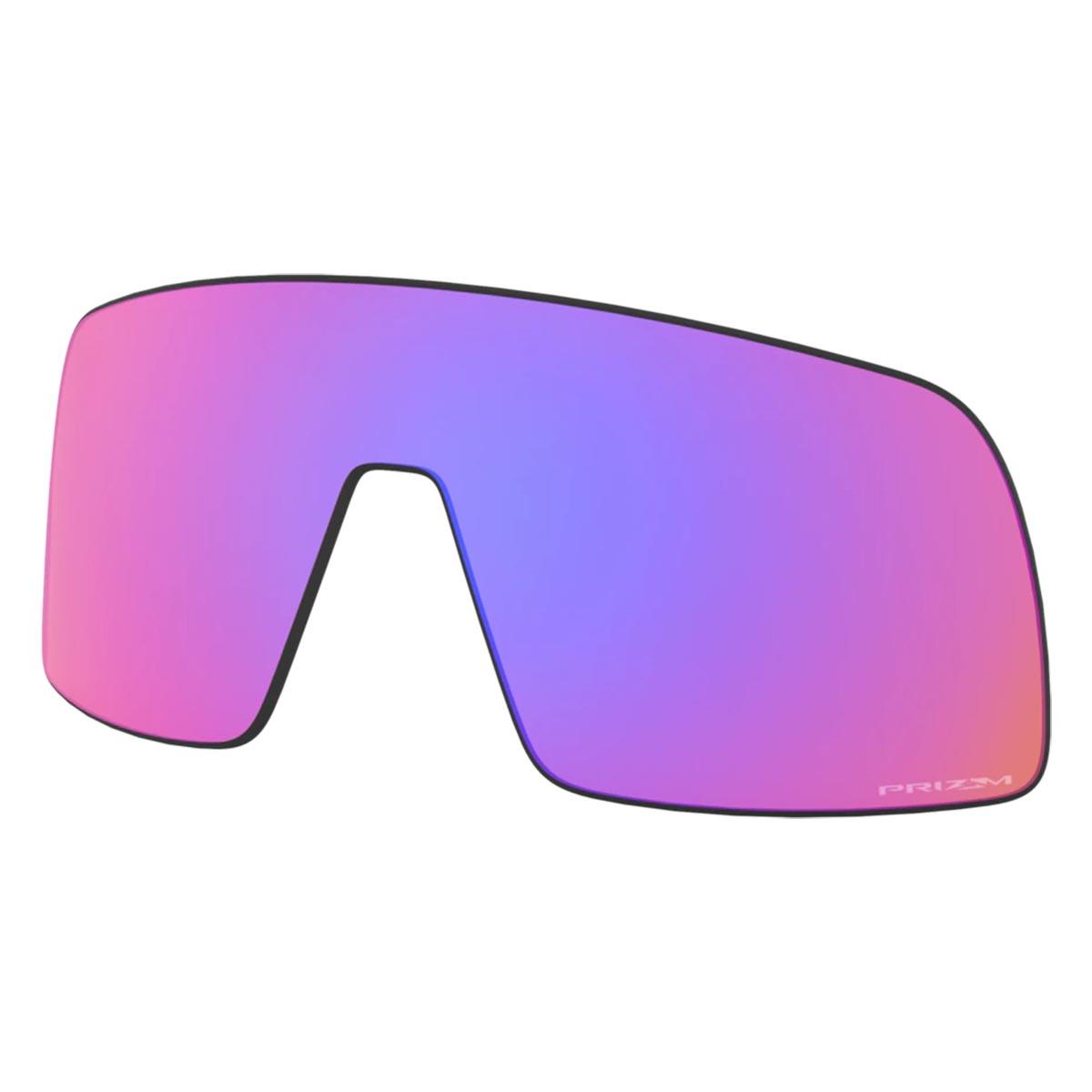 Lente Extra Para Oculos Oakley Sutro Prizm Trail Espelhada Roxa