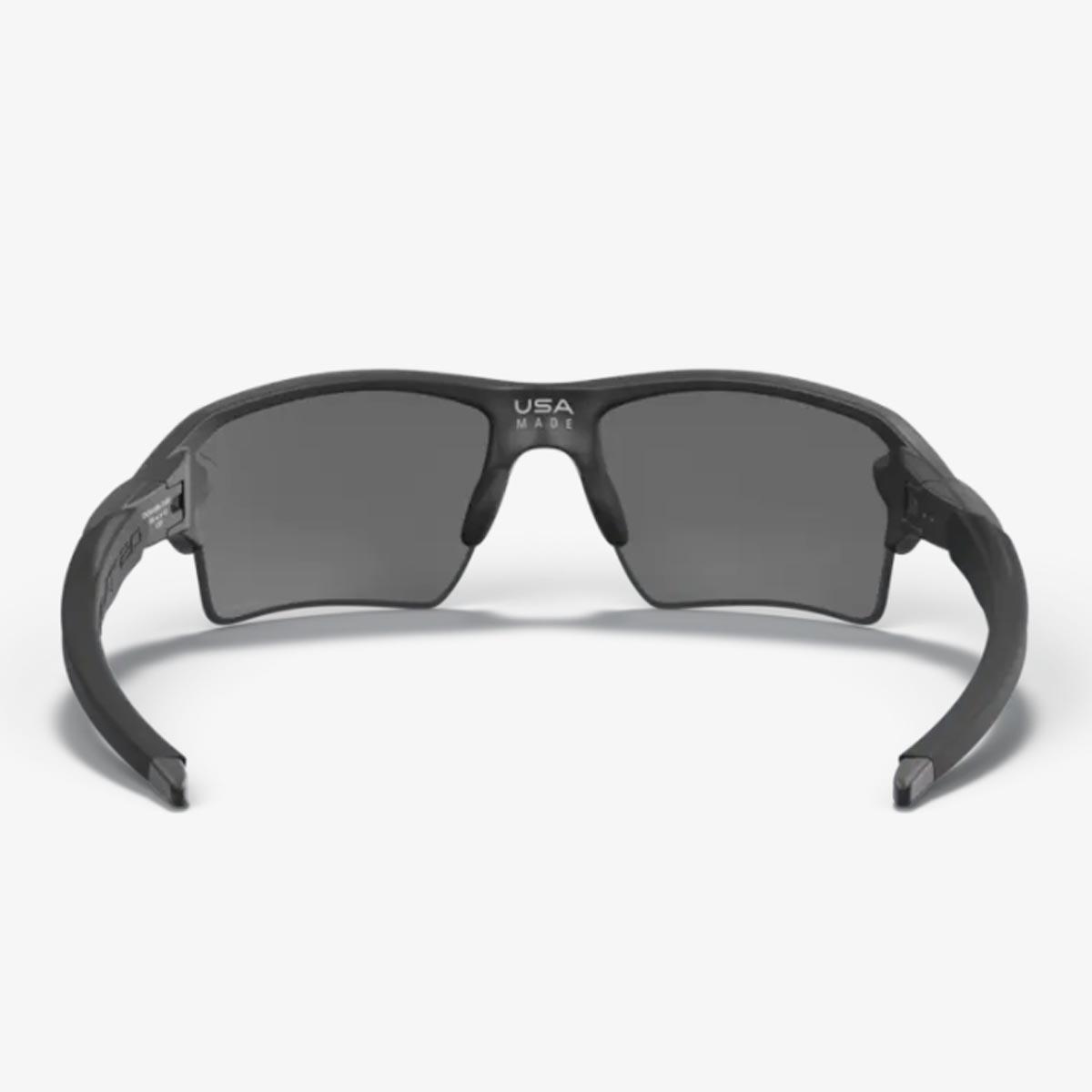 Oculos Para Ciclismo Oakley Flak 2.0 XL Preto Fosco Com Lente Prizm Road Black Escura