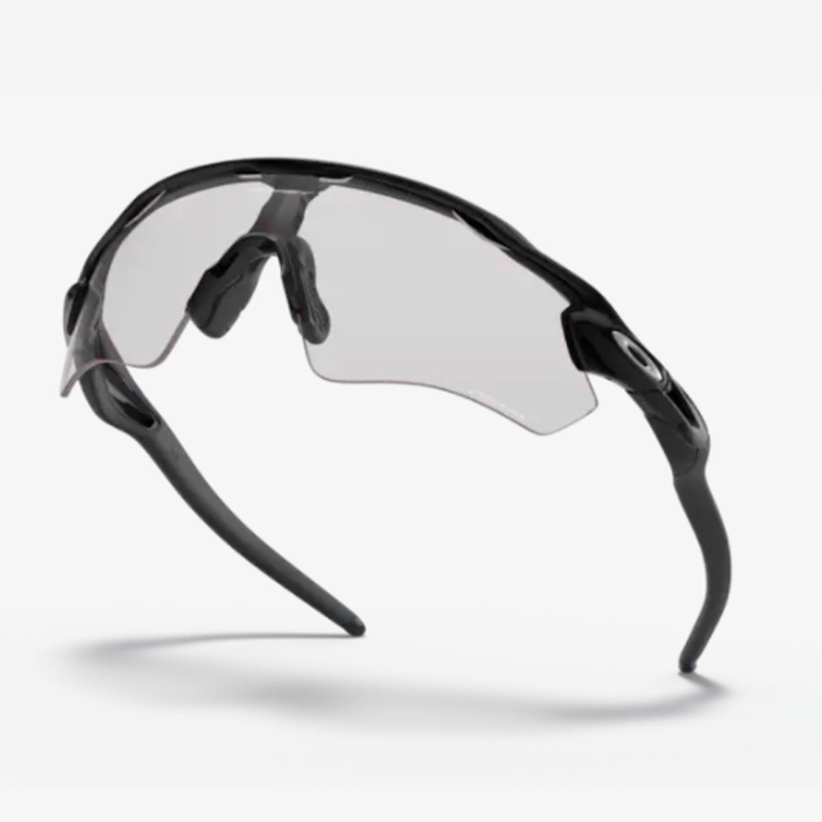 Oculos Para Ciclismo Oakley Radar Ev Path Preto Fosco Com Lente Clear Transparente