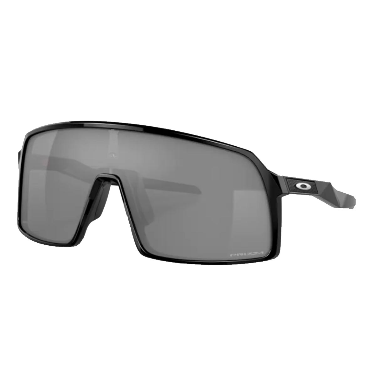 Oculos Para Ciclismo Oakley Sutro Preto Brilho com Lente Prizm Black Escura