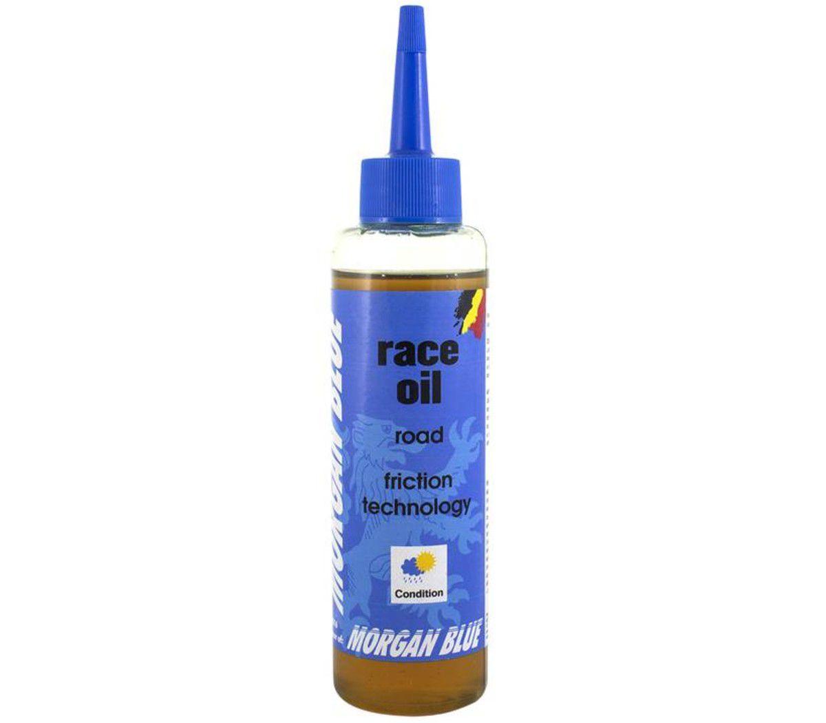 OLEO LUBRIFICANTE MORGAN BLUE RACE PARA SPEED 125 ML