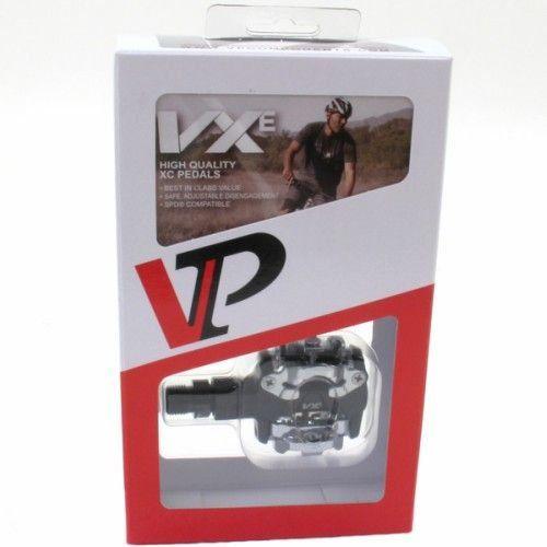 PEDAL CLIP MTB VP VX1000 ESFERA BLACK COMPATIVEL COM SPD !!!